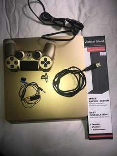 PS4 SLIM GOLD