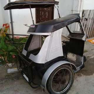 SIDECAR TRICYCLE NEGOTIABLE!!!