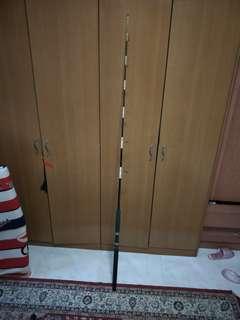 Stilstar fishing rod