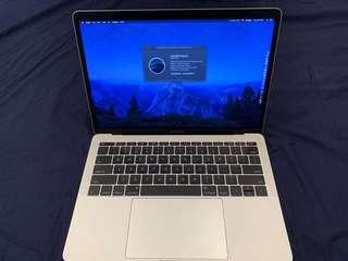 "Macbook Pro 13"" non Touch Bar 128gb"