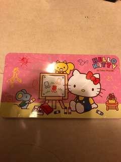 Hello Kitty 木顏色