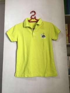 Apple Green Polo