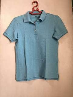Uniqlo Blue Polo