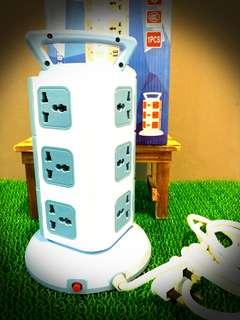 Multi Socket Tower