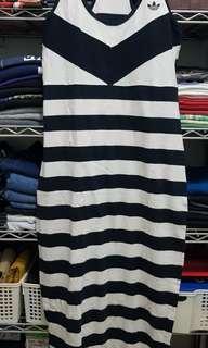 ADIDAS ORIGINALS maxi dress