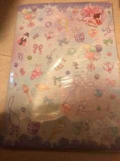 Sailor moon 信封信紙套裝