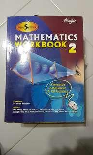 mathematics workbook 2