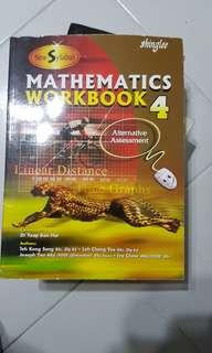 mathematics workbook 4