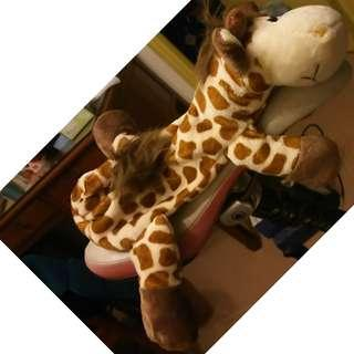 NICI 超可愛長頸鹿筆袋 Super Cute Giraffe Pencil Case