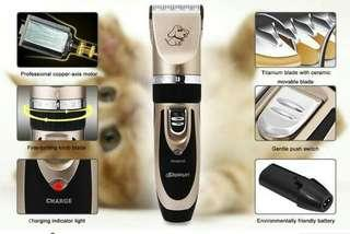 BAORUN: Rechargeable Pet Hair Trimmer