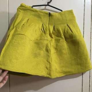 Repriced: Foamy skirt