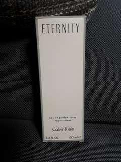 BN 100ml Calvin Klein Eternity EDP