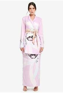 Jovian Mandagie Kimono Kurung