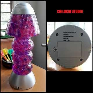 Original ORBEEZ LED MOOD LAMP with Orbeez Beads