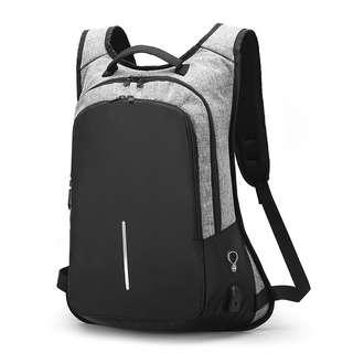 🚚 Anti Theft Backpack Schoolbags Travel Bag