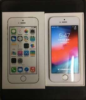 🚚 Iphone5s 16g 香檳金 約9成新!!