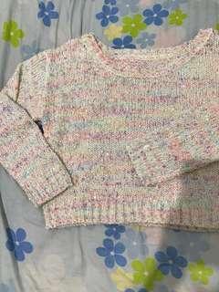 全新snidel針織上衣lily brown毛衣日系日牌女衣dazzlin