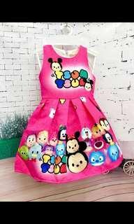 Tsum Tsum Princess Dress