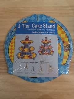Thomas the train Cupcake Stand dessert stand