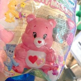 Care bears pink Squishy