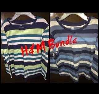 H&M sweatshirt bundle