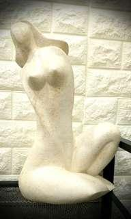 Lady Sculpture