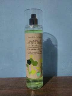 Jasmine and Green Apple Bath and Body Works