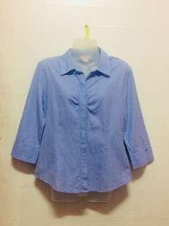 ISAAC MIZRAHI Polo Shirt