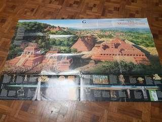 The Mesoamericans Poster (National Geographic)