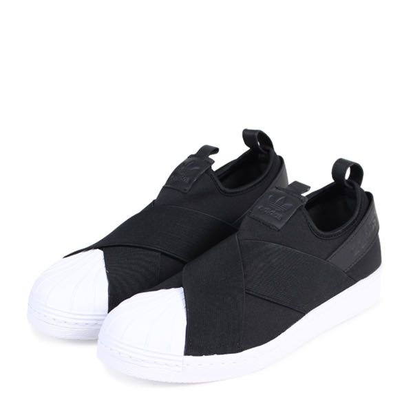 1 Day Deal Brand New adidas superstar slip on