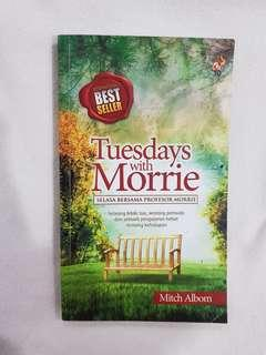 🚚 Tuesday with Morris (Malay version) - Mitch Albom