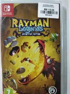 Raynab Legends Definitive Edition