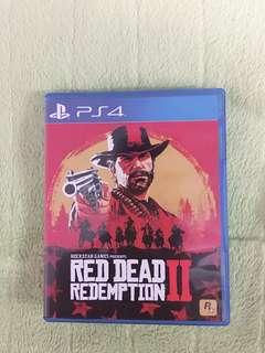 Red Dead Redemption 2 (USED) PS4