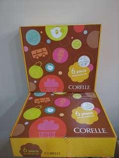Corelle children's plate set