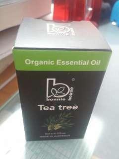 100%純茶樹精油