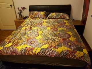 FREE Queen size bed!