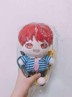 🚚 [sold]BTS Berry Tae doll