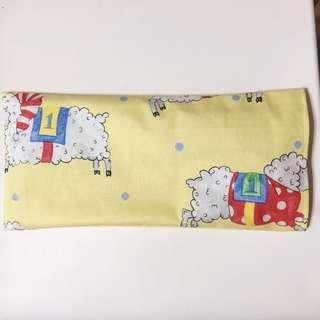Baby Bean Sprout Husk Pillow (100% Handmade) 15 x 30cm