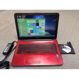 Mid Gaming HP Notebook 15 i5 5200U AMD R5 2gb Vram