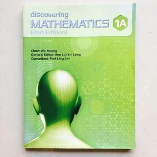 Discovering Mathematics 1A & 1B