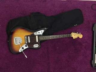 Fender Squier Jaguar VM