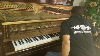 We accept antique upright piano repair tuning restoratio