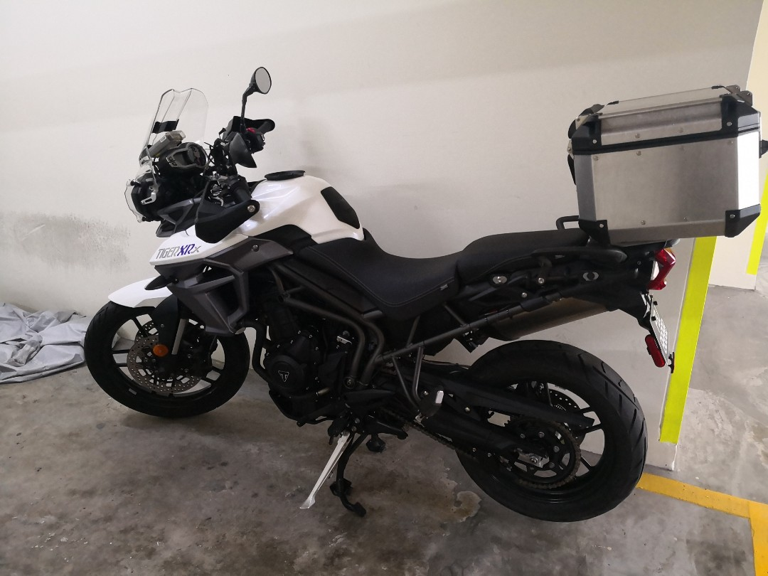 2015 Triumph Tiger 800 Xrx Motorbikes Motorbikes For Sale Class 2
