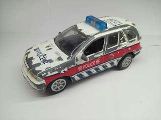 HKPF HONG KONG POLICE VAN CAR VEHICLE TOY MINIATURE DIE CAST