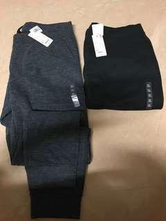 Uniqlo 2條防風褲
