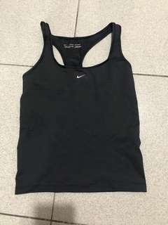 Nike Dri fit sexy back