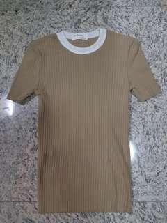 Women's Ribbed Top
