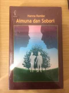 Novel aimuna dan sobori by hanna rambe