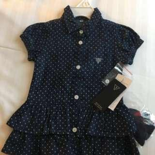 Guess Brandnew Dress with Paperbag