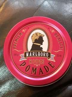 Pomade Marlboro Rouge Red new